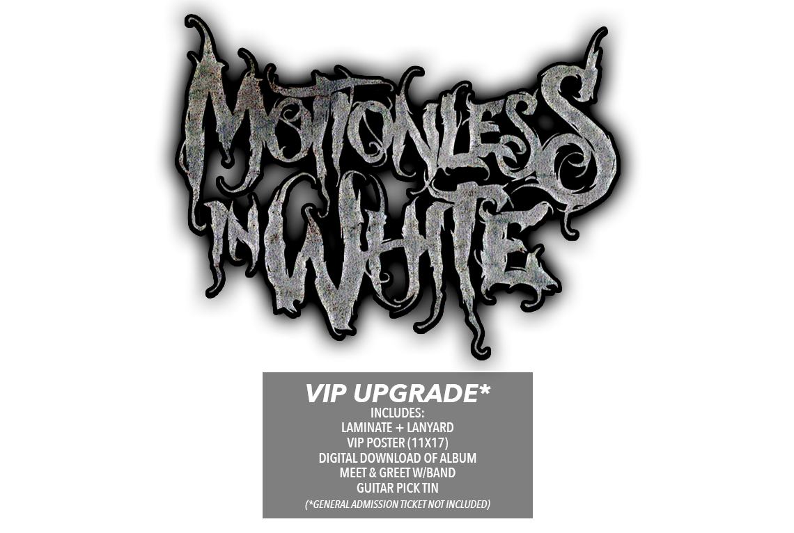 Ticketspin motionless in white spring 2017 tickets motionless in white spring 2017 tickets m4hsunfo