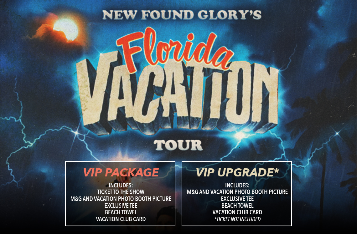 NFG Florida Vacation Tickets