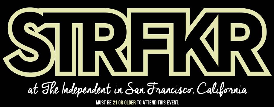 STRFKR Tickets