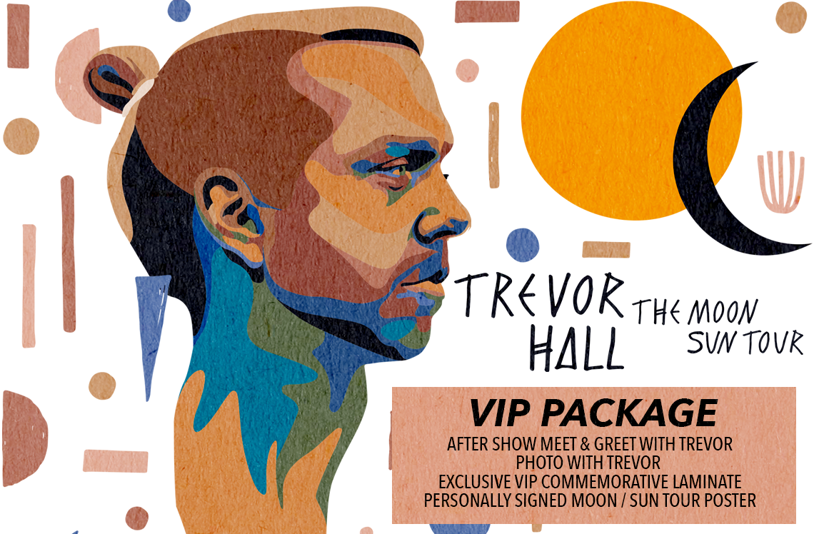 Trevor Hall Moon Sun Tour 2019 Tickets